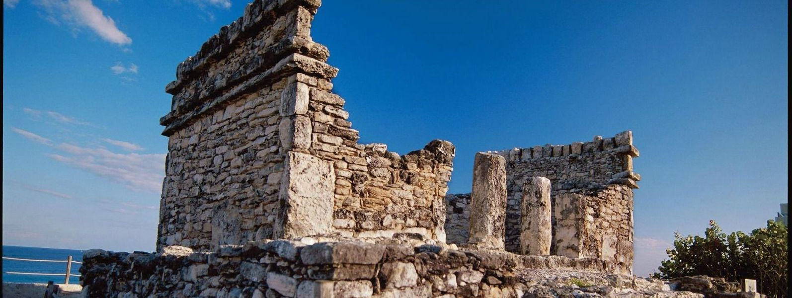 The Westin Lagunamar - Archeological conservation