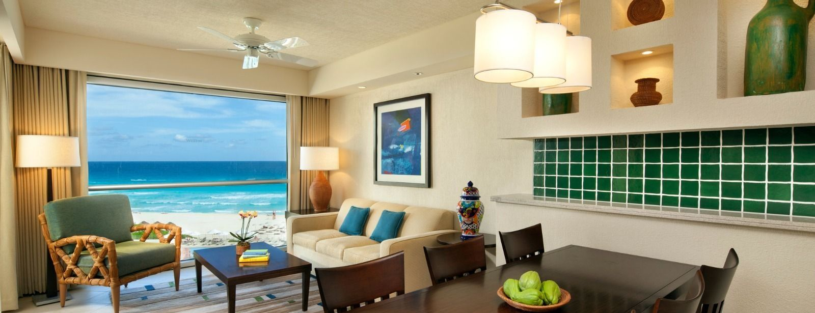 Two-Bedroom Villa - Westin Lagunamar Ocean Resort Villas & Spa